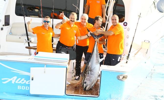 D-Marin Didim'de Balıkçılık Turnuvası düzenlendi galerisi resim 15