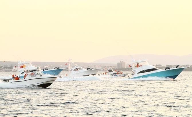 D-Marin Didim'de Balıkçılık Turnuvası düzenlendi galerisi resim 2