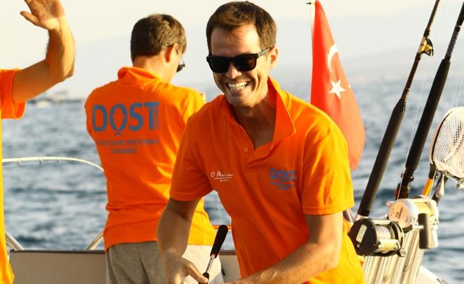 D-Marin Didim'de Balıkçılık Turnuvası düzenlendi galerisi resim 3