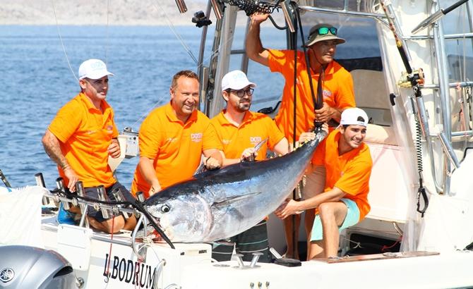 D-Marin Didim'de Balıkçılık Turnuvası düzenlendi galerisi resim 6
