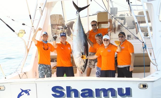 D-Marin Didim'de Balıkçılık Turnuvası düzenlendi galerisi resim 8