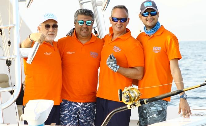 D-Marin Didim'de Balıkçılık Turnuvası düzenlendi galerisi resim 9