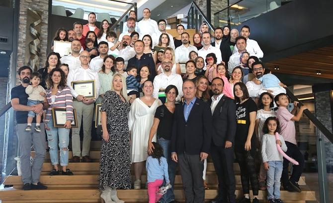 UZMAR ailesi, 'BusinessLab' etkinliğinde buluştu galerisi resim 1
