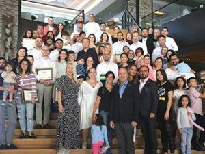 UZMAR ailesi, 'BusinessLab' etkinliğinde buluştu