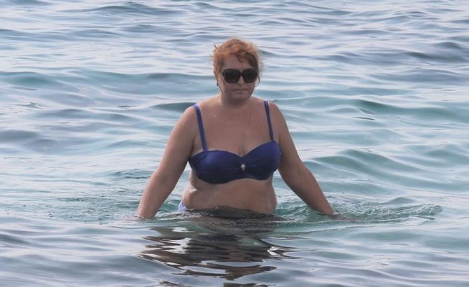 Alanya'da tatilciler plajları doldurdu galerisi resim 12