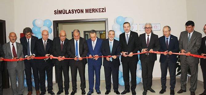 İSTE'de 'Simülasyon Merkezi' hizmete açıldı