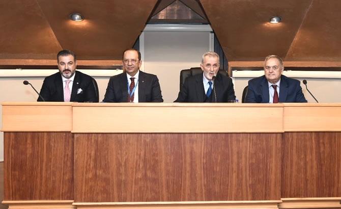 İMEAK DTO Aralık Ayı Olağan Meclis Toplantısı yapıldı galerisi resim 11