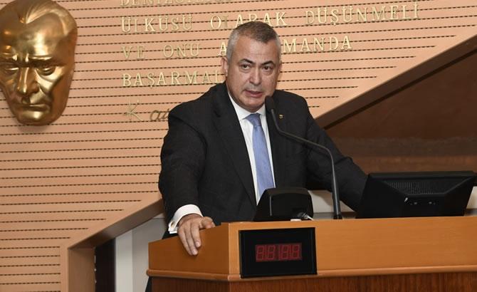 İMEAK DTO Aralık Ayı Olağan Meclis Toplantısı yapıldı galerisi resim 6