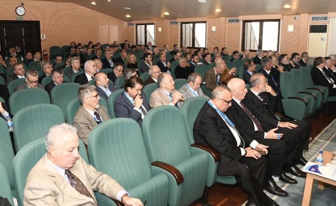 İMEAK DTO Aralık Ayı Olağan Meclis Toplantısı yapıldı galerisi resim 7