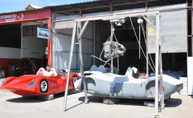 Yerli ve milli deniz otomobiline ilgi büyük galerisi resim 2