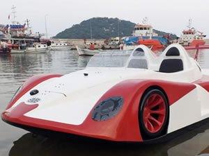 Yerli ve milli deniz otomobiline ilgi büyük
