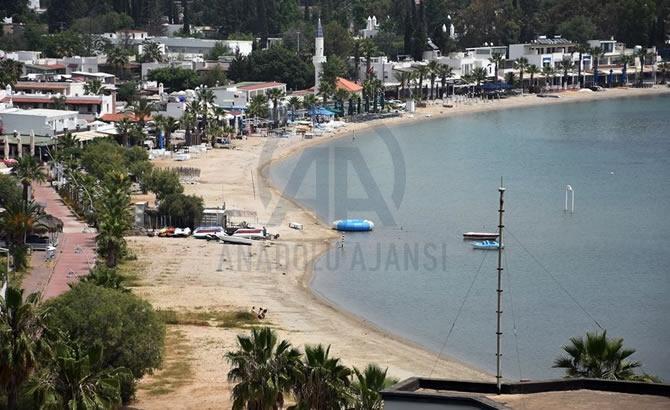 """""""Yeryüzü cenneti"""" mavi bayraklı plajlarıyla konuklarını bekliy galerisi resim 8"""