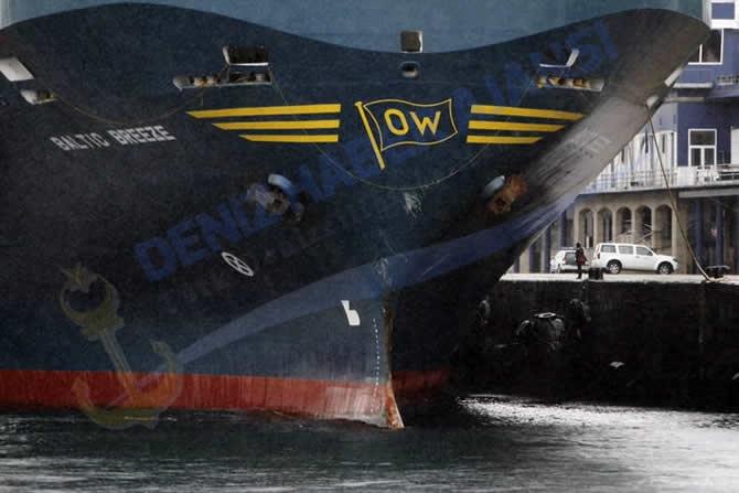İspanya'daki gemi kazasında üç kişi öldü galerisi resim 1