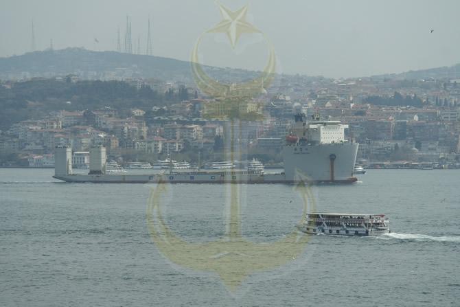 İstanbul Boğazı'nda renkli görüntüler galerisi resim 1