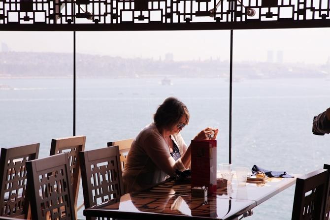 "Denizlerin ""mücevheri"" MSC Preziosa İstanbul'a demirledi galerisi resim 32"