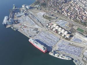 Kocaeli'nin Aralık 2016 ihracatı yüzde 52 arttı