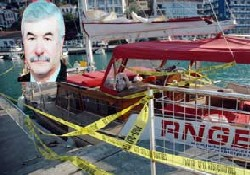 İnsan Kaçakçısı Kaptanı öldürdü