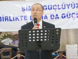 Fevzi Çakmak, UND başkanlığına adaylığını açıkladı