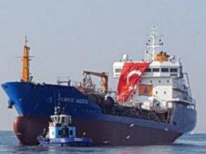 Atlantis'in yeni tankeri M/T Atlantis Augusta denize indirildi