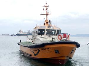 Dünyanın en büyük pilot botları TORGEM'de inşa edildi
