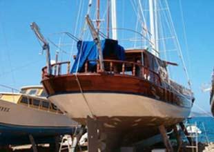 Muğla'da gemi inşa sanayi teşvik edilecek