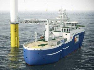 Cemre Tersanesi, Louis Dreyfus için rüzgar santrali operasyon gemisi inşa edecek