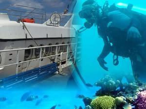 Türkiye'nin ilk turistik denizaltısını Türk Loydu klasladı