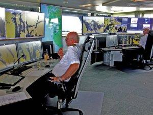 Akdeniz ve Karadeniz, Sanal Bölgesel Deniz Trafik Merkezi ile izlenecek