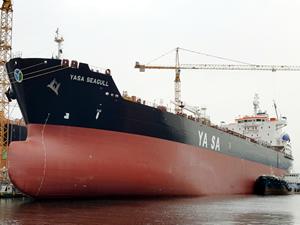 YASA Holding, M/T YASA SEAGULL isimli tankeri teslim aldı