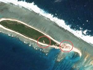 Çin, Güney Çin Denizi'nde liman inşa ediyor