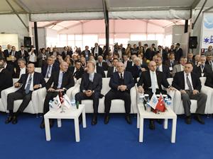 14. Uluslararası Exposhipping Denizcilik Fuar ve Konferansı başladı