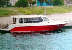 Nefesiyle tekne kullanan kaptan