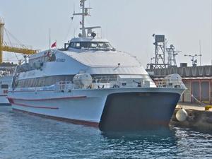 Bodrum-İstanköy arası deniz otobüsü seferleri başladı