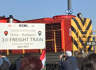 Ekol Lojistik, 17 günde Çin'i Macaristan'a bağladı