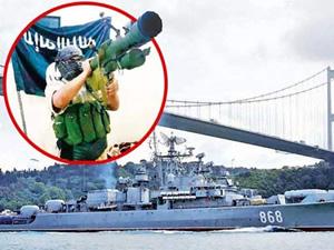İstanbul Boğazı'nda DAEŞ alarmı verildi!