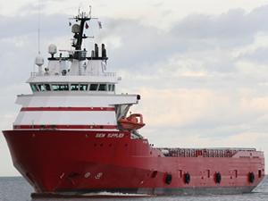 SIEM SUPPLIER ile NORMAND VESTER isimli açık deniz tedarik gemileri Karadeniz Holding'e satıldı