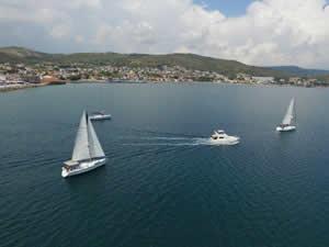18. Tanju Okan Yelkenli Yat Yarışları tamamlandı