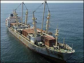 İran'dan Yemen'e silahlı yüklü gemi
