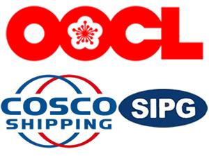 COSCO Shipping - SIPG Konsorsiyumu, OOCL'i satın almak için anlaşmaya vardı