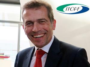 ITOPF Teknik Komite Direktörü Richard Johnson, Altın Çıpa Töreni'ne katılacağını bildirdi