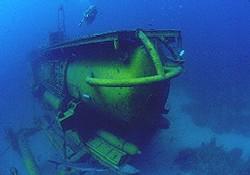 Denizaltı kurtarıldı mürettebatlar sağ