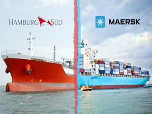 Hamburg Süd'ü satın almasıyla birlikte, APM Maersk Grubu 7 ayda pazar payını yüzde 0.8 artırdı