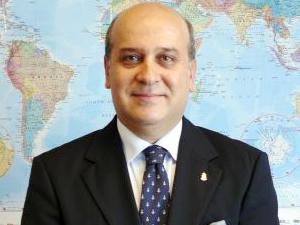 Uluslararası Hidrografi Örgütü Direktörü Mustafa İpteş, Altın Çıpa Töreni'ne katılacağını bildirdi
