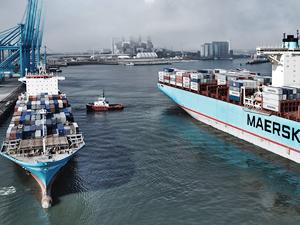 Maersk, ikinci çeyrekte 490 milyon dolar kâr sağladı