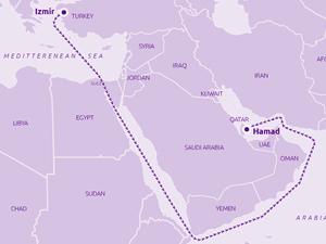 Milaha, Katar ile Türkiye arasında soğuk hava depolu taşıma hizmetine başladı