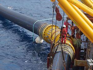 KKTC'ye deniz altından kablo ile elektrik aktarılacak