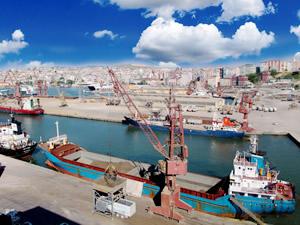 Çelebi Limanı'ndan Rusya'ya direkt konteyner hattı açılıyor