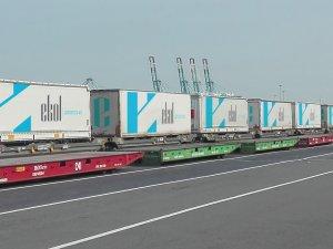 Ekol, Belçika ve İtalya arasında blok tren hattı açıyor