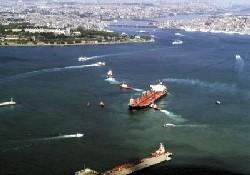 İstanbul Boğazında gemiler yığılacak