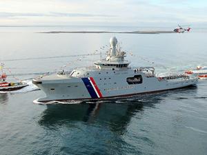 Güney Kıbrıs Rum Polisi ile Fransa Sahil Güvenliği arasında işbirliği